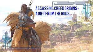 ins creed origins gift from the s mission