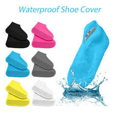 <b>Outdoor</b> Waterproof <b>Shoe Cover Silicone</b> Material Unisex Shoes ...