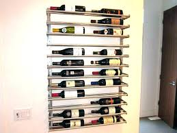 wall mounted metal wine rack. Wall Mounted Metal Wine Rack S Racks Vintageview 12 Bottle Uk . T