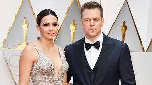 Matt Damon slags Jimmy Kimmel over Oscars gaffe