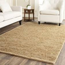 Stunning Mini Pebble Wool Jute Rug Natural Ivory Pictures Design Inspiration