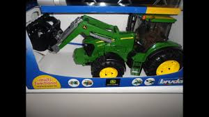 worlds best german made quality farm toy is this bruder green john deere tractor