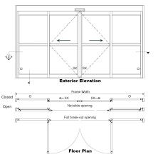 sliding glass door plan. Sliding Door Plan Glass Plantation Shutters Lowes S