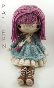 Amigurumi Doll Patterns Unique Some Crochet Doll Patterns Cottageartcreations