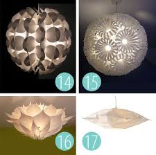 majestic drum shaped diy chandelier shades lighting. several dyi paper light ideas majestic drum shaped diy chandelier shades lighting a