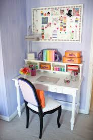 Little girls room. Those books, wall paint/wash treatment, push-pins