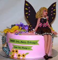 Happy Birthday Cake Barbie Brithday Cake