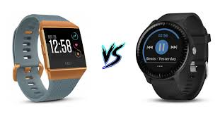 Fitbit Ionic Vs Garmin Vivoactive 3 Music Which Is Better