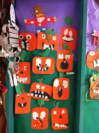 halloween door decorating ideas for teachers. Halloween Mrs Antons Class We Have Been Working Hard On The Door For Decorating Contest At School Children Made Spooky Jack O Lanterns Under Ghost Eye Tree Ideas Teachers