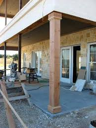 porch column wraps. Exterior Column Wraps Cedar Wrapped Columns Exteriors And Porch Front .