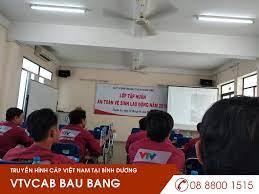 Truyền hình cáp Bình Dương - Văn phòng VTVcab Bàu Bàng