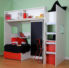 high sleeper and cabin beds for children and teenagers matching wardrobes