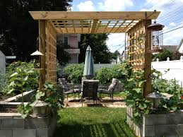 Small Picture 2013 Design of Concrete Block Raised Bed Garden Vegetable Gardener
