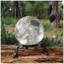 Decorative Ball Holder Pewter Crystal Ball Display Stand Three Legged Sphere Holder 20