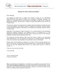 Format Letter Of Recommendation Academic 14 Formal Reference Letter Template Leterformat