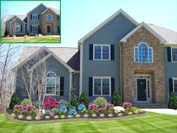 Small Front Yard Landscaping Ideas Low Maintenance The Garden - Home landscape design