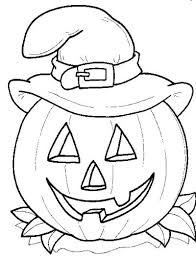 Halloween Color Pages For Kids Coloring Pages For Toddlers Free