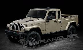 2018 jeep info.  jeep our latest 2019 jeep jt pickup info and preview images throughout 2018 jeep info