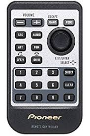 amazon com universal car stereo remote control for pioneer car car stereo remote control at Car Stereo Remote Control