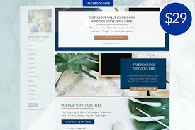 Welcome This Is The Facebook Page Canva Templates Makeover