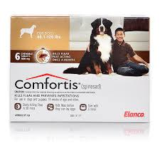comfortis for dogs p34