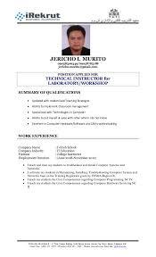Student Resume Format Best Resume Format Tati
