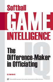 Softball Game Schedule Maker Amazon Com Softball Game Intelligence The Difference Maker In