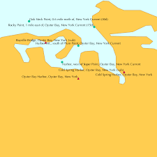 Oyster Bay Harbor Oyster Bay New York Tide Chart