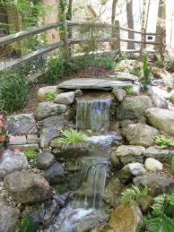 diy pond waterfall best 25 pond waterfall ideas on diy inside backyard