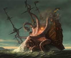 Russell Marks - Kraken