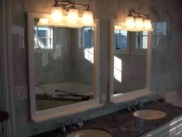 above mirror bathroom lighting. Mirror Bathroom Cabinet With Light Lights Great Above And Lighting