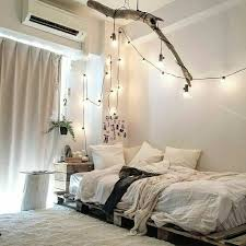 cool bedroom lighting ideas. Get Some Twinkle Lights From Urban They Re Battery Powered And Cool Few Interesting Bedroom Lighting Ideas I