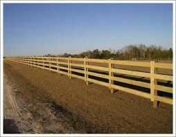 wooden farm fence. Easy To Maintain Farm Fences Wooden Fence