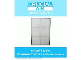 kenmore air purifier. 1 hepa kenmore air purifier filter; fits models 83200, 83202 (progressive 335 2