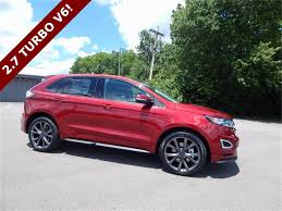 New 2017 Ford Edge Sport 4D Sport Utility in Richmond #F37637 ...