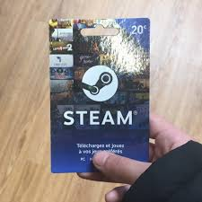 Each steam wallet gift card has a target amount of money in it (in case of this card, it is 20 usd) which is going to be send to a steam wallet of a target person. 20 Steam Card Steam Gift Cards Gameflip