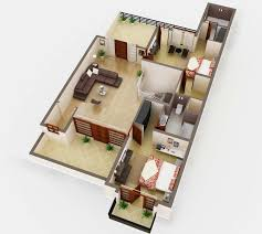 3d floor plan rendering service india