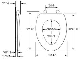 elongated toilet bowl dimensions. elongated toilet dimensions inches toto of commode bowl