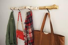 8 Creative DIY Coat Hangers For Your Entryway