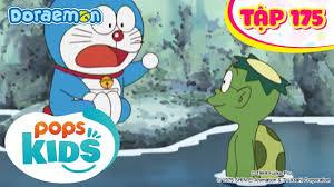 Xem phim Doraemon Tập 175 - Đám Mây Tẩy Rửa, Chiếc Đĩa Của Kappa - Thùy Miên