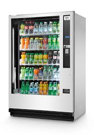 Cold Beverage Vending Machine Gorgeous Necta Sinfonia Vendtrade