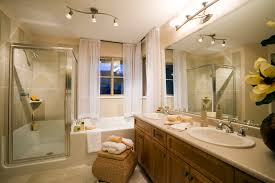 agreeable bathroom track lighting ideas for your interior decor home with bathroom track lighting ideas bathroom lighting design tips