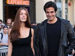 david copperfield est fiance a un mannequin francais closer david copperfield et chloe gosselin a la premiere du film gnomeo amp juliet a hollywood