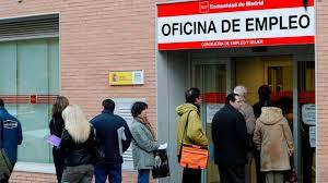 España sigue con desempleo