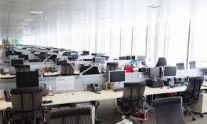 open plan office design ideas. Is It The End For Open-plan Office? Open Plan Office Design Ideas