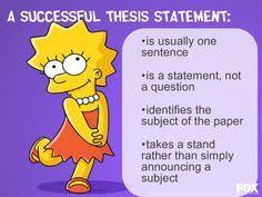 mr sato s how to write a hook on not a boring intro to  lisa simpson on thesis statements topic sentences · expository writinginformational writingessay