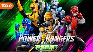 Power Rangers: Beast Morphers im Online Stream ansehen