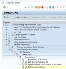 T Code To Display Chart Of Accounts In Sap 76 Correct Sap Chart Of Accounts Tcode