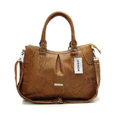 Coach Madison Embossed Medium Brown Satchels DEK Give You The Best feeling!