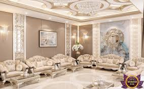 The spacious apartment has become a great place to relax for the female  half of a large and happy family. Interior designers offered elegant motifs  and very ...